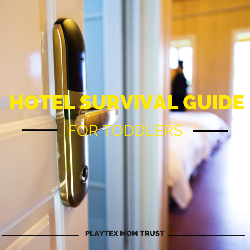 Hotel Survival Guide for Toddlers
