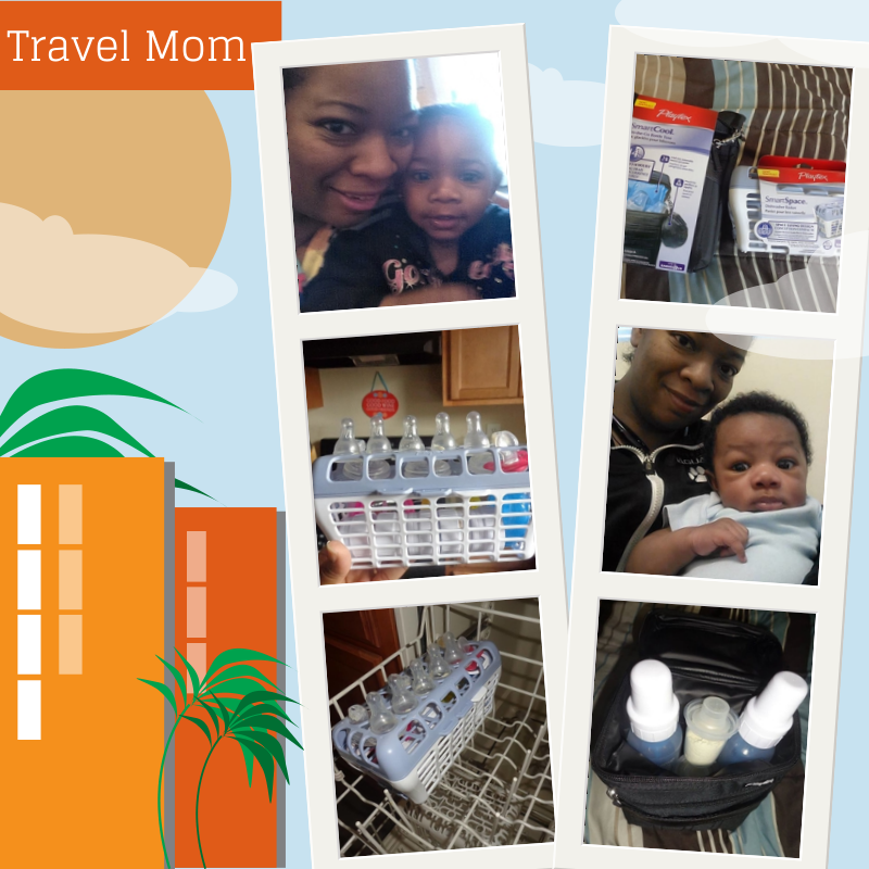 Playtex Baby Travel Products